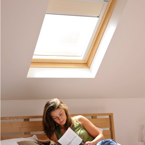 The best low cost roof window