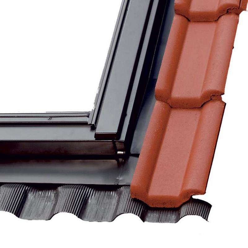 Velux edw tile flashing kit - Kit motorisation velux ...