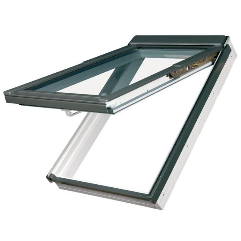 fakro top hung upvc roof window ppp v. Black Bedroom Furniture Sets. Home Design Ideas