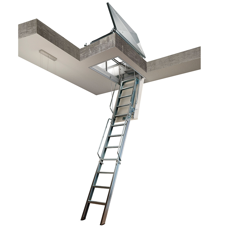 Flat Roof Access Ladder Amp Hatch Ladders For Uk Homes
