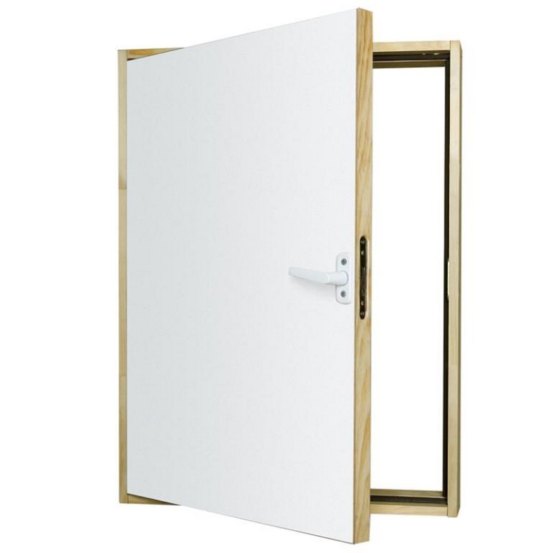 Manthorpe Fire Rated And Hinged Loft Hatch Doors