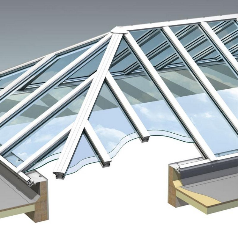 Bespoke Roof Latern Skylights