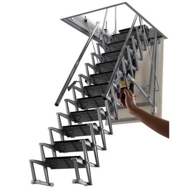 Electric Motorised Loft Ladders