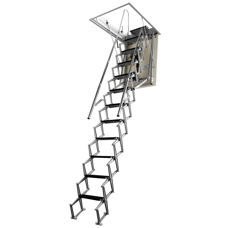 Premium Electric Loft Ladders