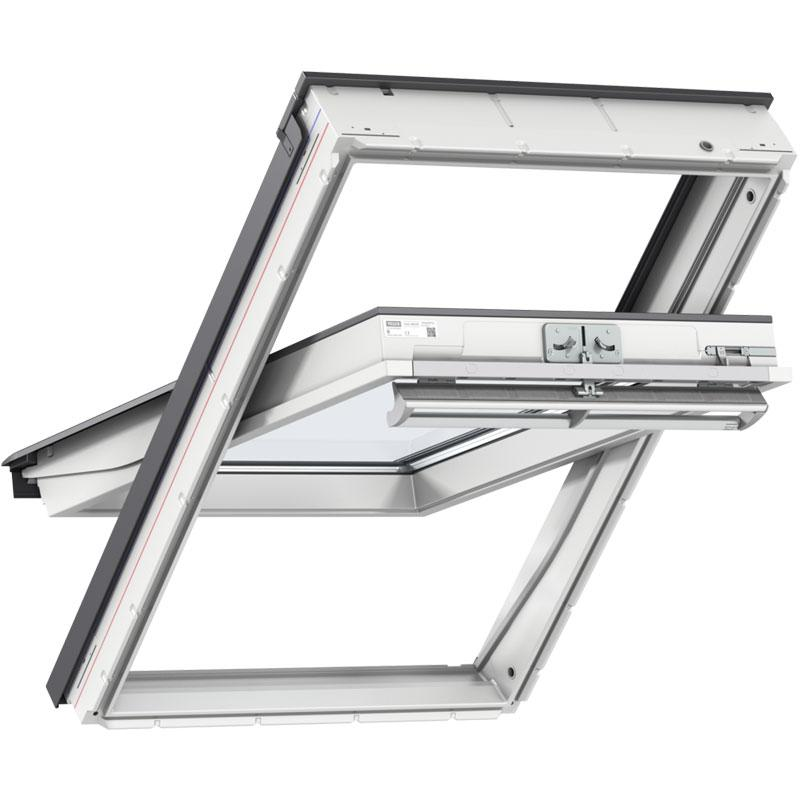 VELUX® White Polyurethane Roof Windows