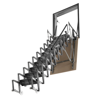 Vertical Wall Access Ladders