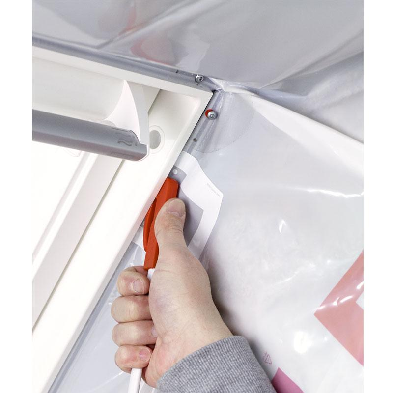 Velux bbx vapour barrier for Velux customer support