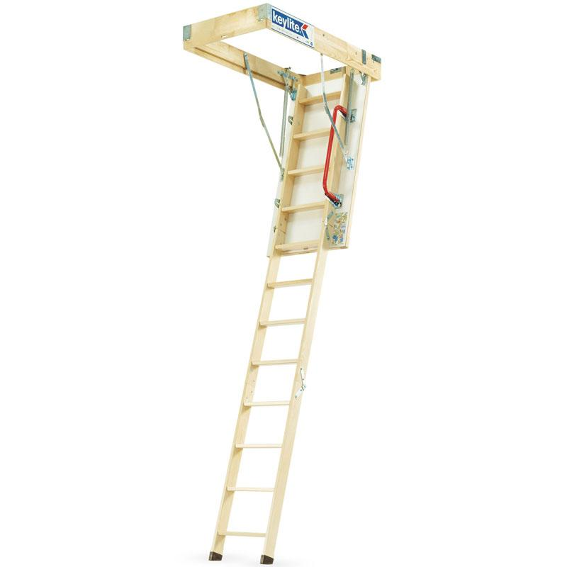 Keylite Timber Loft Ladder