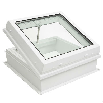 Loft Shop Electric Flat Glass PVC 150 Vertical Upstand